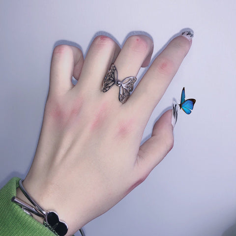 Butterfly ring  KF9268