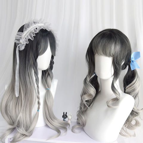 Long roll wig KF90637