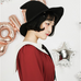 CASUAL WILD LACE HAT KF2307