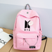 BTS Korean fashion backpack KF50516
