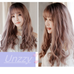 Cute wave wig KF80050