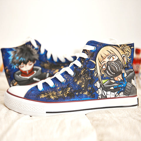 My Hero Academia hand-painted shoes   KF7018