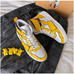 Fashion graffiti sneakers KF81073