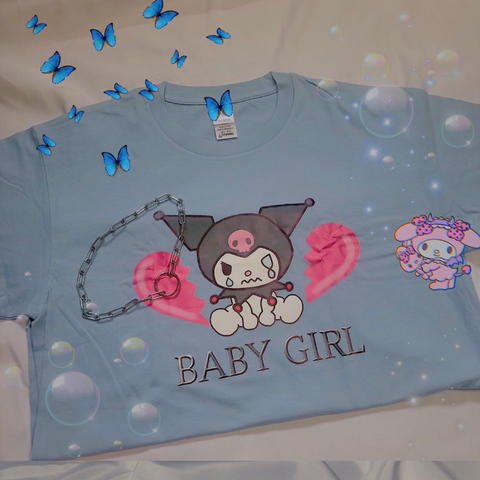 """Baby girl T-shirt"" KF81232"