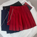 Vintage Irregular Chain Pleated Skirt  KF81041