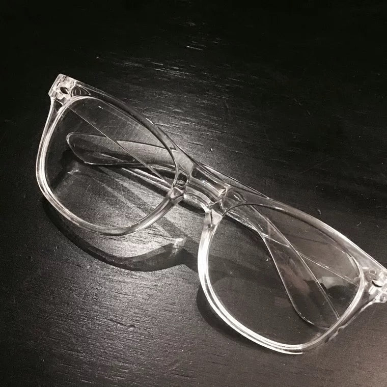 Ulzzang transparent glasses KF9186