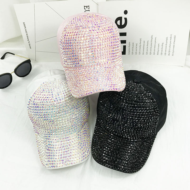 Diamond sunshade hat KF90625