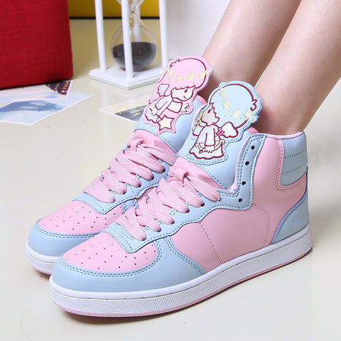 Ulzzang cartoon shoes KF9510