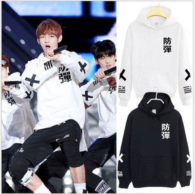 BTS sweater jacket KF2370