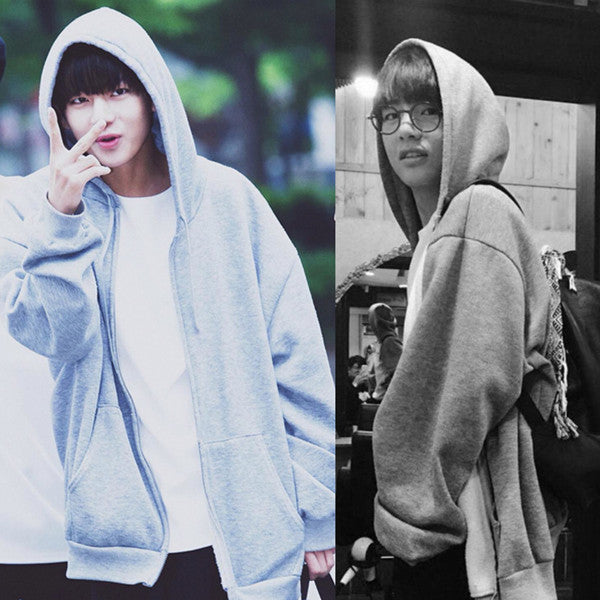 BTS hooded sweater KF80015