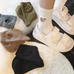 Cute Heart Cutout Socks KF50117