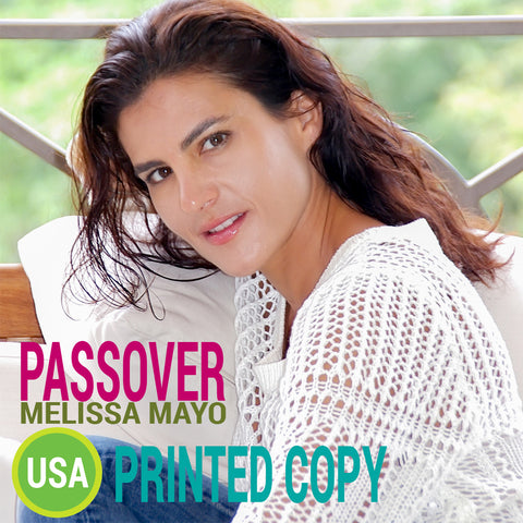 Passover Cookbook - Printed - USA