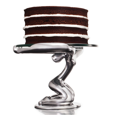 Carrol Boyes- Cake Stand - A Piece of Cake
