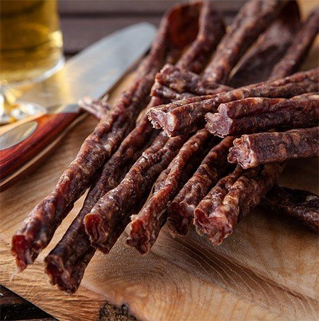 Dry Wors / All Beef Sticks - 1lb bag