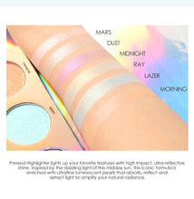 Load image into Gallery viewer, Northern Lights Symphony Glow/ Bronzer Palette