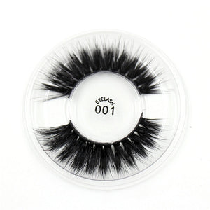 3D Silk Mink Professional Eyelashes