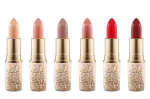 Mac 6 Different Sexy Matte Lipstick Mac Makeup Long Lasting Lipsticks Pencil Lip Stick Cosmetic With Transparent Box
