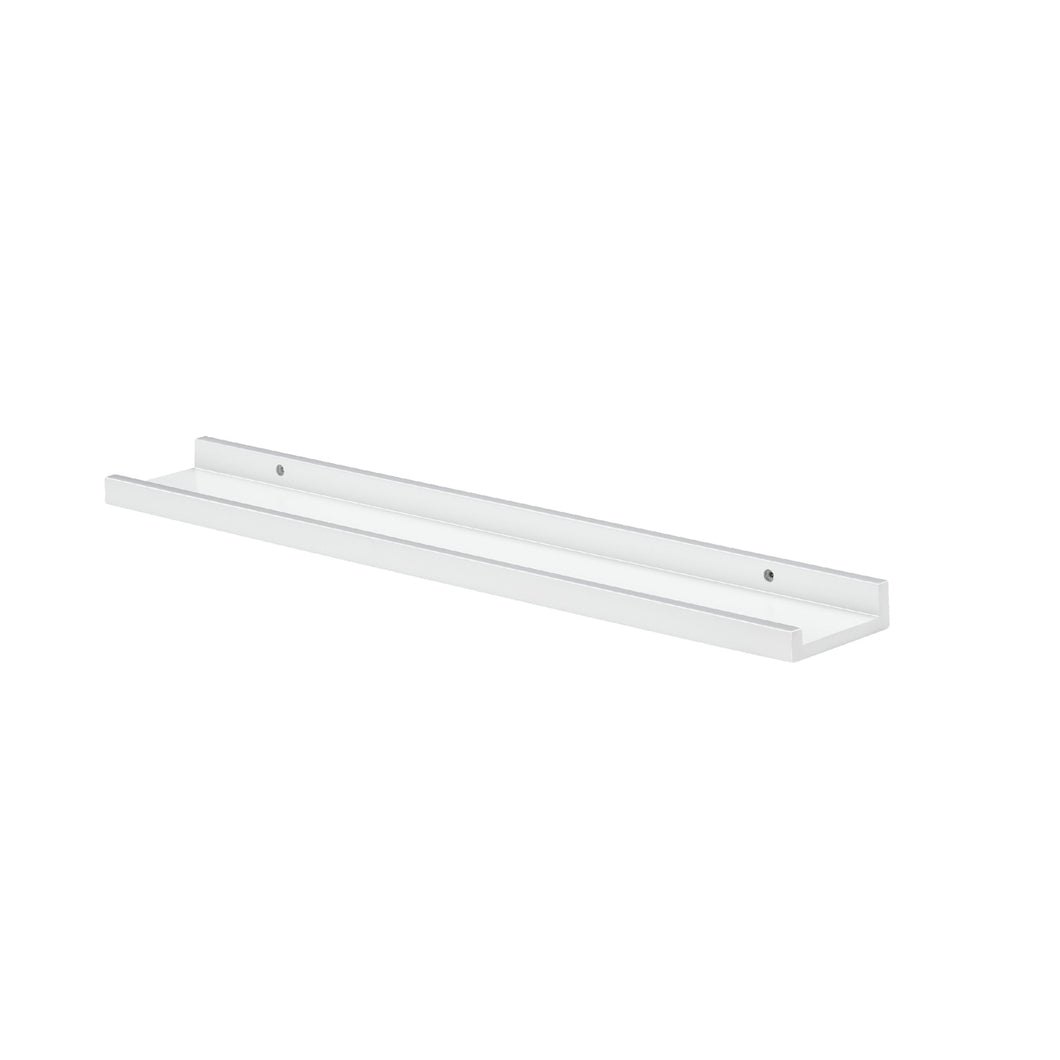Dolle BORDER 31.5 in Ledge Shelf - White