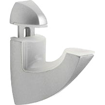 Dolle SCOOP Maxi Metal Shelf Bracket - Silver