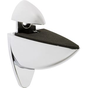 ARA Metal Shelf Bracket - Chrome