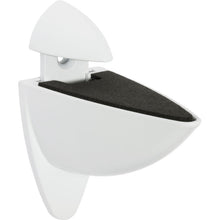 Load image into Gallery viewer, ARA Metal Shelf Bracket - White