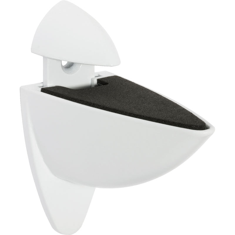ARA Metal Shelf Bracket - White