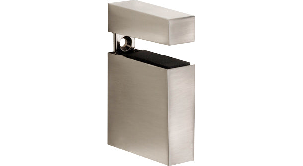 CUADRO Maxi Metal Shelf Bracket - Stainless Steel