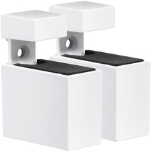 Load image into Gallery viewer, CUADRO Metal Shelf Bracket Set - White