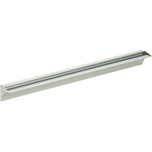 "RAIL 5/16"" Metal Shelf Bracket - Silver - 32"""
