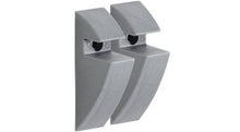 "Load image into Gallery viewer, CLIP 5/16"" Plastic Shelf Bracket Set - Gray"