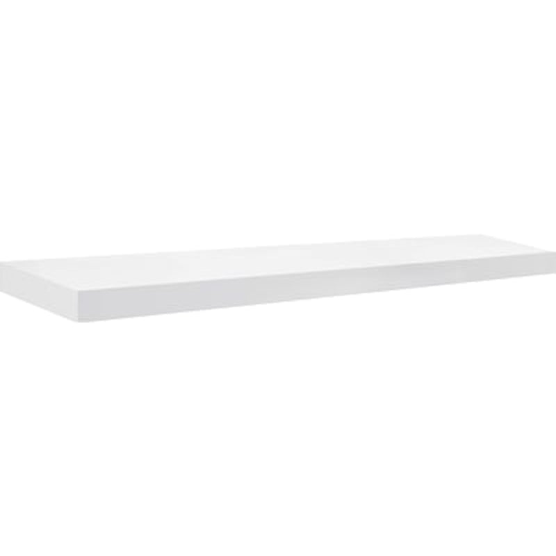 BIG BOY Floating Shelf - White - 45.25