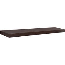 "Load image into Gallery viewer, Dolle BIG BOY Floating Shelf - Mocca - 45.25"" x 9.75"""