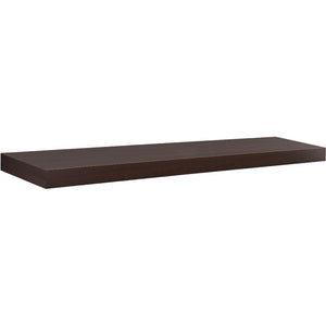 "Dolle BIG BOY Floating Shelf - Mocca - 45.25"" x 9.75"""