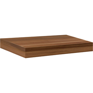 Dolle BIG BOY Floating Shelf - Walnut - 17.5""