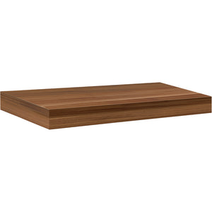 Dolle BIG BOY Floating Shelf - Walnut - 22.5""
