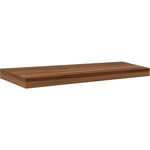 Dolle BIG BOY Floating Shelf - Walnut - 35.5""