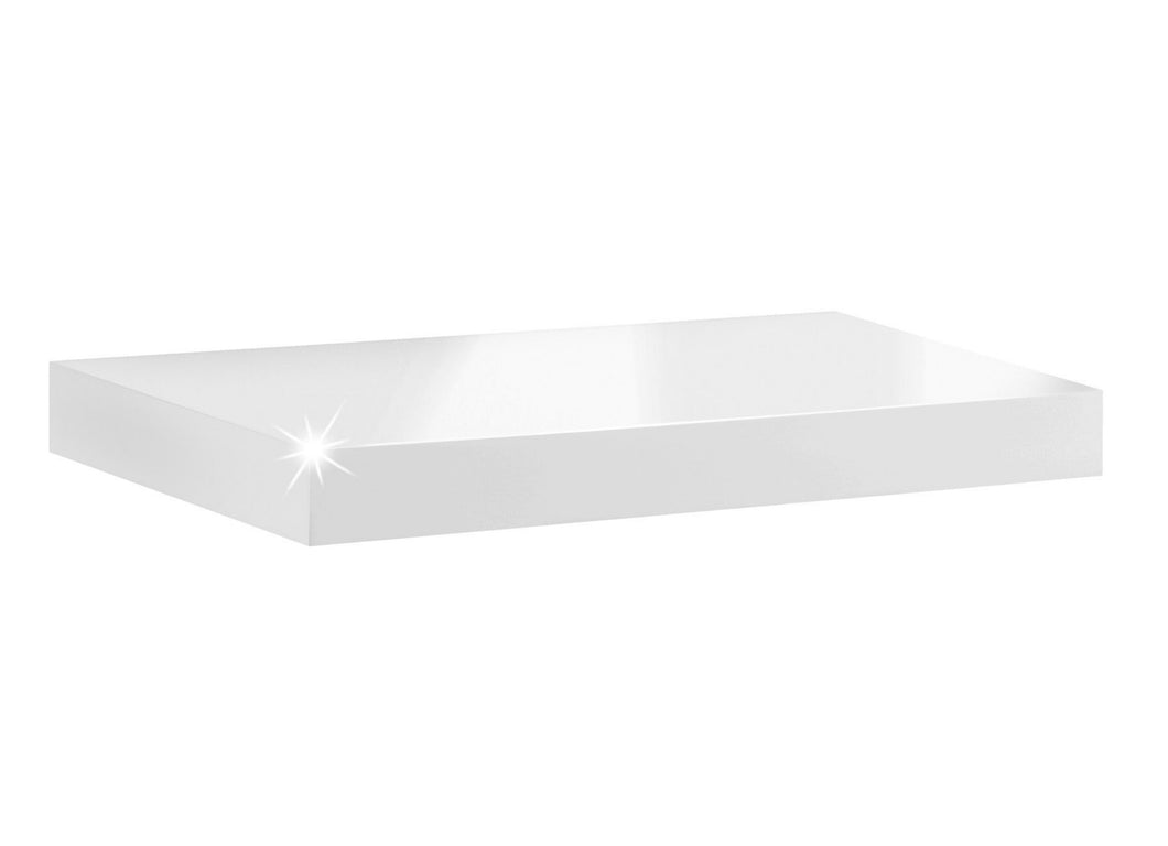 Dolle BIG BOY Floating Shelf - White High Gloss - 22.5