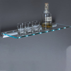 "Rail Support Silver .31x23.6"" Lights Up"