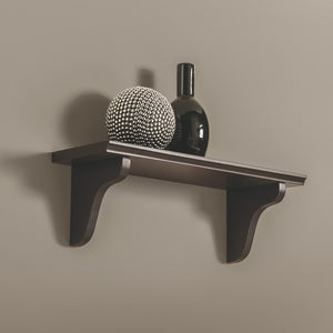 Trophy Shelf- Espresso - 16""