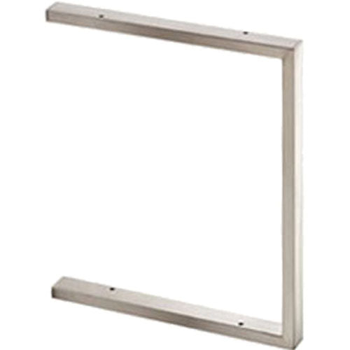 ARC Metal Shelf Bracket - Silver