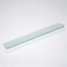 Load image into Gallery viewer, GLASSLINE Standard Frosted Glass Shelf - 15.75""