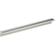 "Load image into Gallery viewer, RAIL 3/4"" Metal Shelf Bracket - Silver - 32"""