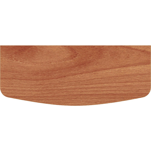 BEECHCRAFT Convex Wood Shelf - Walnut - 24