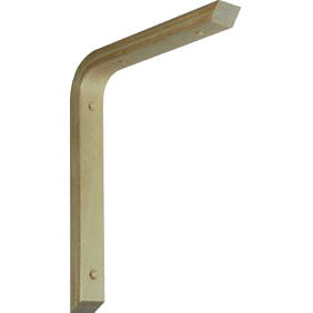 Dolle THOR Wooden Shelf Bracket - 8.5""