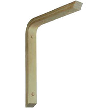 Load image into Gallery viewer, THOR Wooden Shelf Bracket - 10.5""