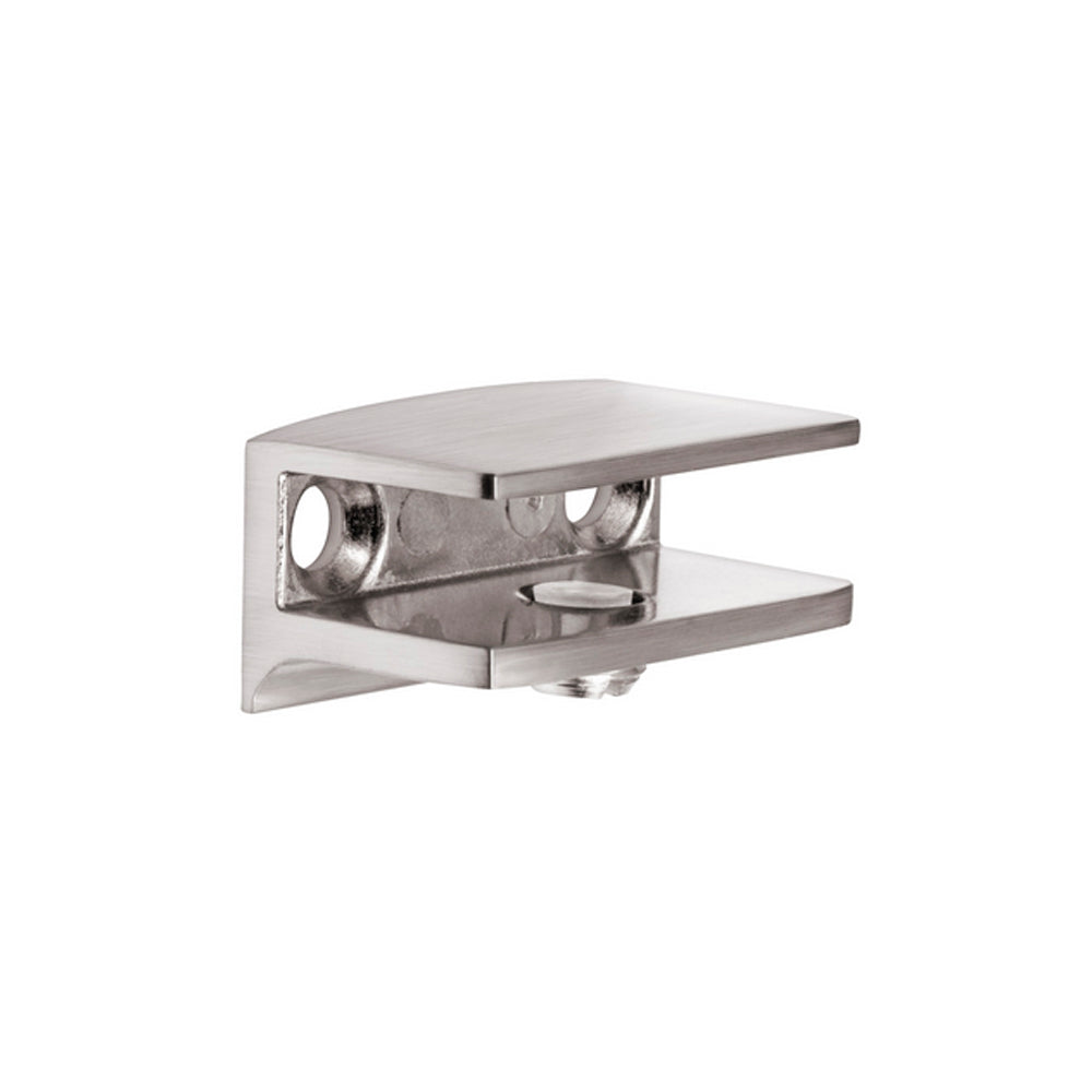 Dolle FLAC Adjustable Metal Shelf Bracket - Stainless - 2/pk