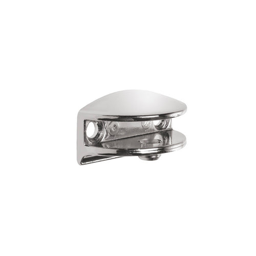 Dolle FLIC Adjustable Metal Shelf Bracket - Chrome - 2/pk