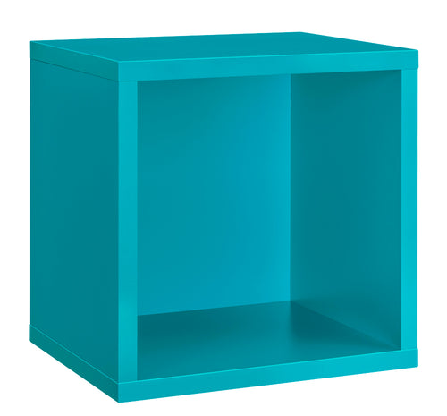 Dolle CLIC Cube Shelf - Turquoise - 15 x 15 x 13
