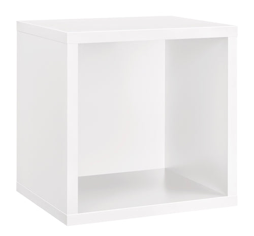 Dolle CLIC Cube Shelf - White - 15 x 15 x 13