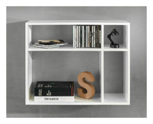 Load image into Gallery viewer, Dolle NOMO Decorative Floating Shelf - White - 20 x 17.5